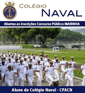 Apostila Impressa: Concurso Marinha (Grátis CD) Colégio Naval