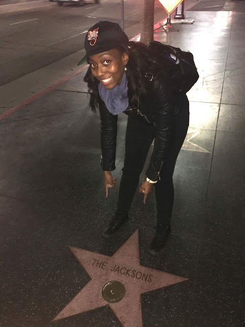 jacksons star hollywood walk of fame