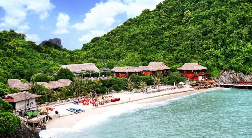 Monkey Island Resort - khu nghỉ dưỡng tốt nhất Cát Bà
