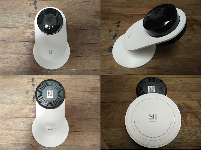 Xiaomi Yi Home Camera Hardware