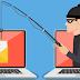 Hindari email, link dan website Phising!