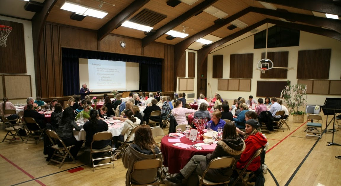Bonne Nouvelle Relief Society Valentine S Dinner