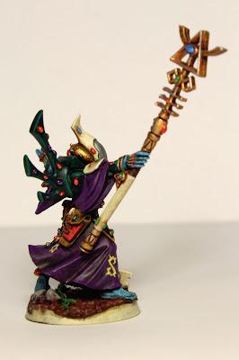 Guardián de Almas Eldar