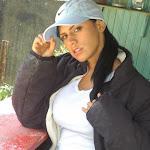 Andrea Rincon, Selena Spice Galeria 33: Gorra Azul, Cachetero Azul Foto 10