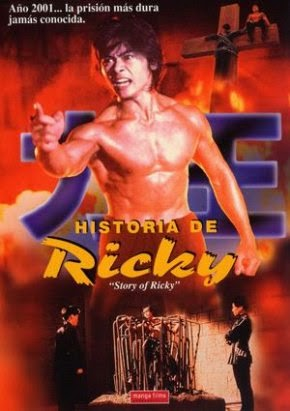 HISTORIA DE RICKY (Lik Wong) (1991) Ver online - Español latino