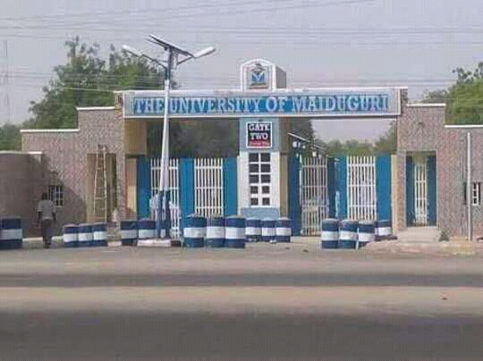 BREAKING: Suicide bomber died while waiting to attack University Of Maiduguri