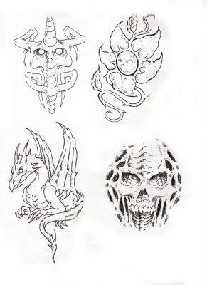 THE BLACK TATTOOS: Free Tattoo Ideas