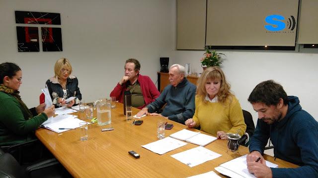 Concejales analizan un proyecto para regular hogar de ancianos