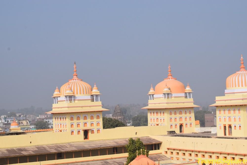 Ram Raja Temple, Orchha