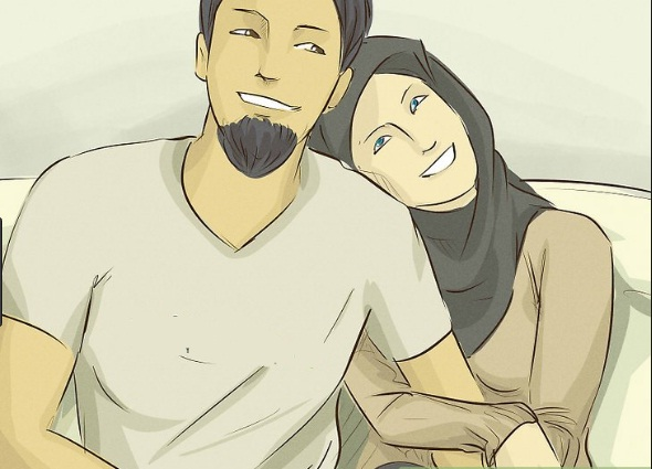 till jannah loving couple
