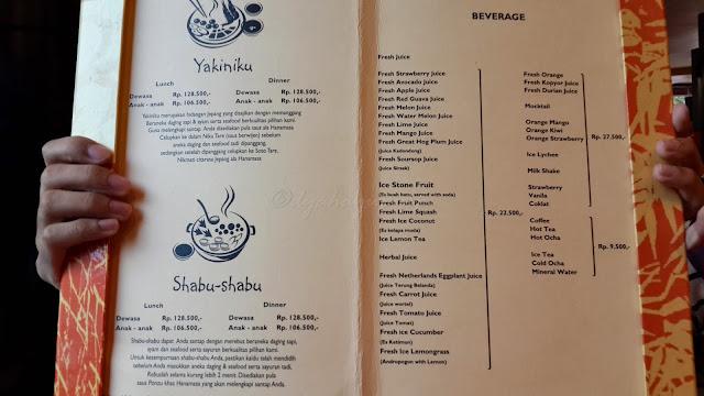 hanamasa cibubur. all you can eat. japanese restaurant. japanese resto.