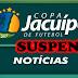 Rodada da Copa Jacuípe corre risco de ser suspensa por falta de repasse das Prefeituras
