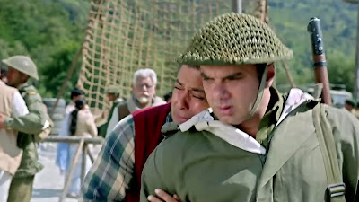 Salman Khan Crying Image In Tubelight