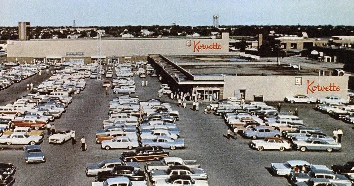 Store J E Korvette
