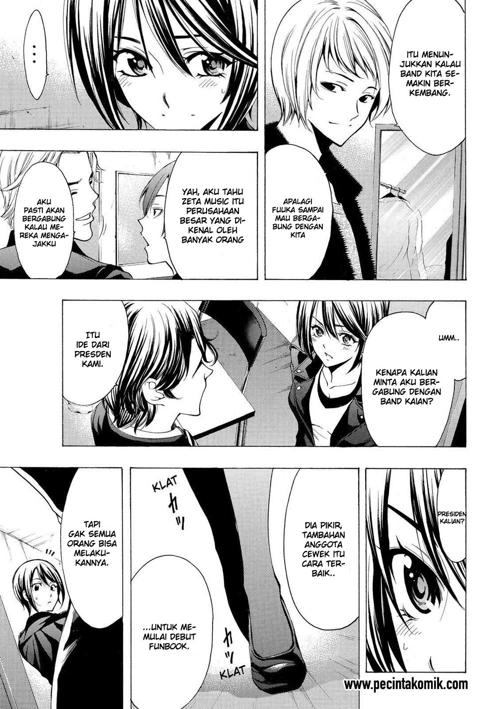 Fuuka Chapter 142-6