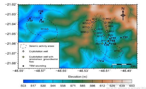 Jurnal Geologi Pemodelan 2D TEM Studi Hidrogeologi Cekungan Sedimen