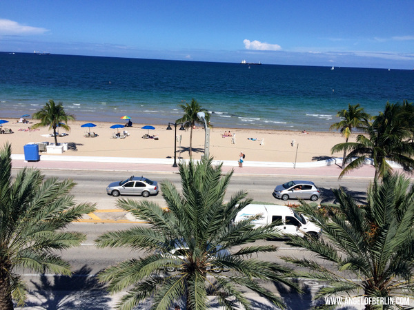 View from W Fort Lauderdale