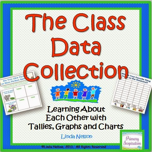 http://www.teacherspayteachers.com/Product/Tallies-Graphs-Collecting-Class-Data-147656
