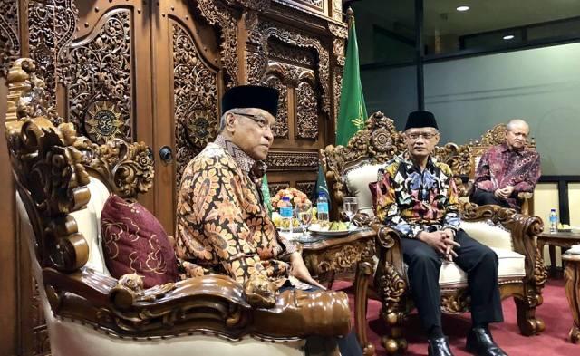 NU dan Muhammadiyah Dorong Jaga Kebersamaan walau Beda Pilihan Politik