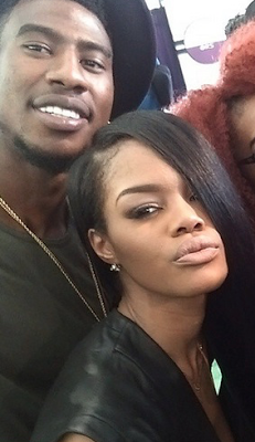 Teyana Taylor responds after lady comes out claiming to be Iman Shumpert's mistress