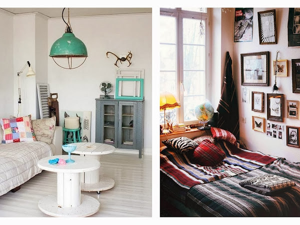Battle Of Style: Scandi versus Boho Chic