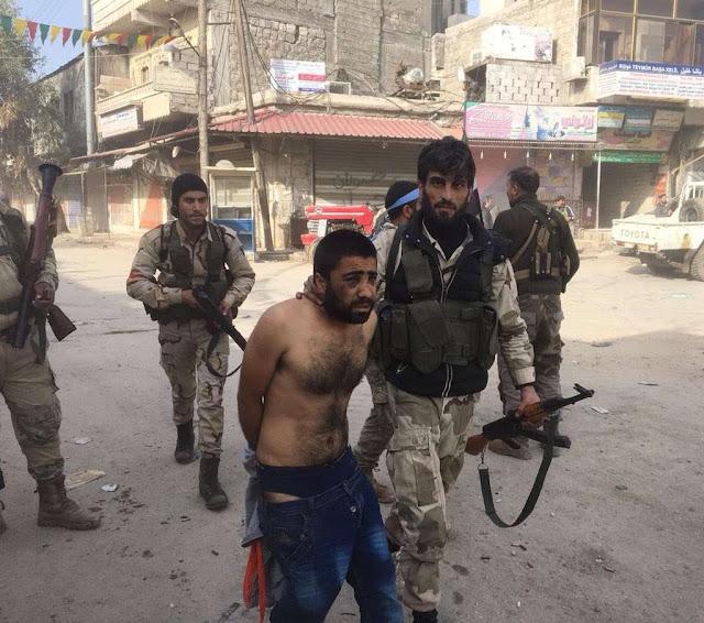 Τελικά οι τζιχαντιστές νίκησαν! Βίντεο και φωτογραφίες από την είσοδο των Τούρκων στην Αφρίν