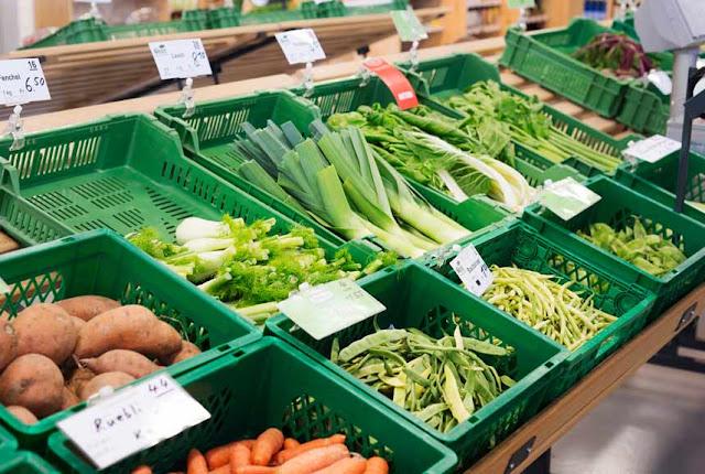 Bio-Konsum wächst in der ganzen Schweiz