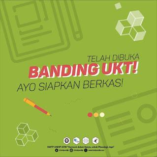 Info Banding UKT