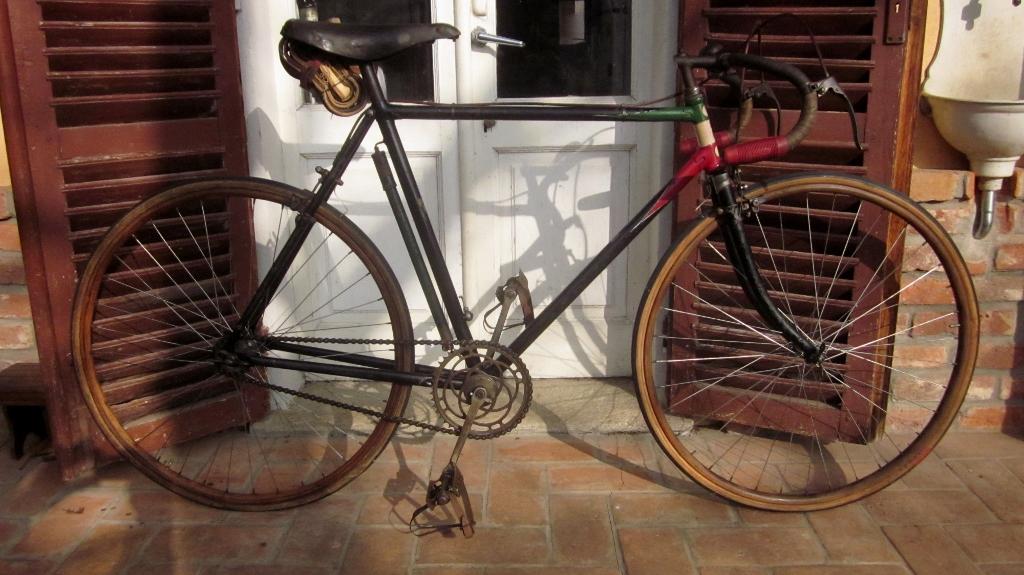 Paramanubrio Umberto Dei 1929 Corsa