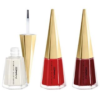 mac nail polish