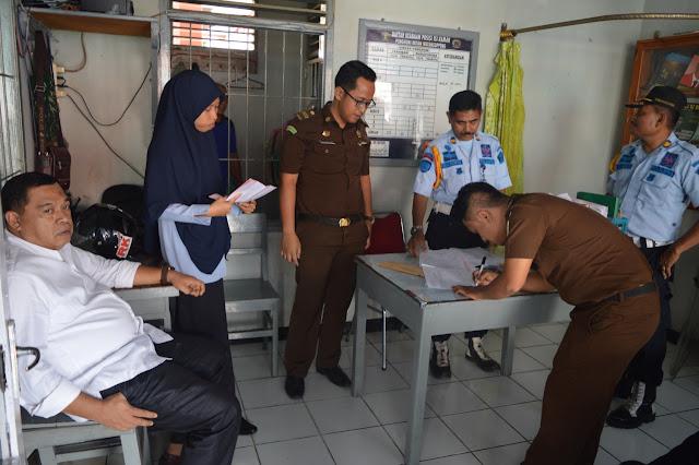 Diduga Korupsi ADD dan Dana Desa, Pj Kades Pattojo Soppeng Ditahan Kejari Soppeng