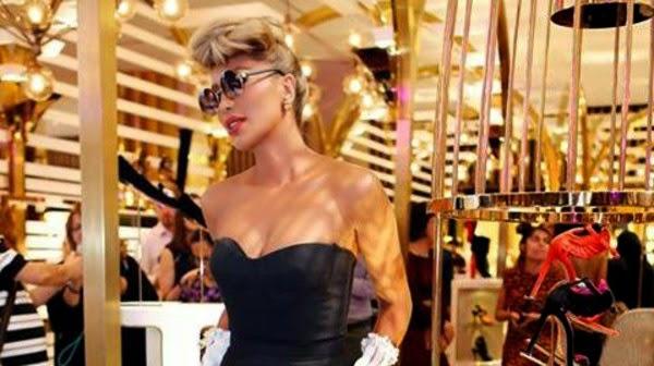 Lady Gaga Morocco: Lebanon diva, Maya Diab accused of copying Lady Gaga