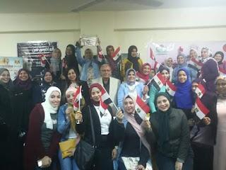 احتفالية يوم المرأة المصرية بمركز الفرما الثقافى لقومى المرأة ببورسعيد