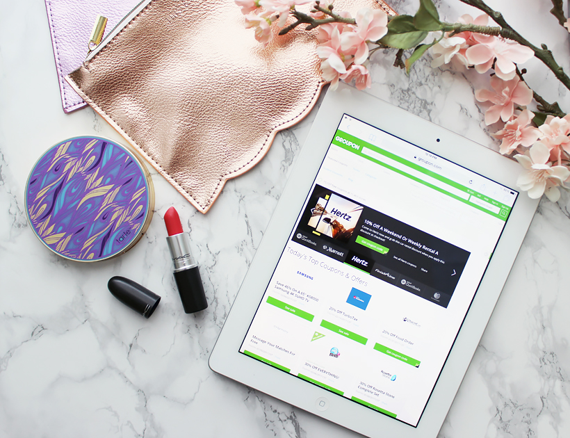 Save money when shopping with Groupon Coupons!
