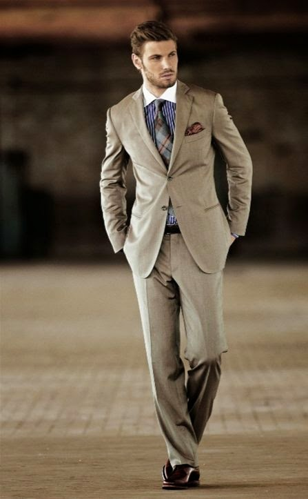 March 2014 Mens Suits