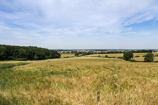 Views over Buckinghamshire