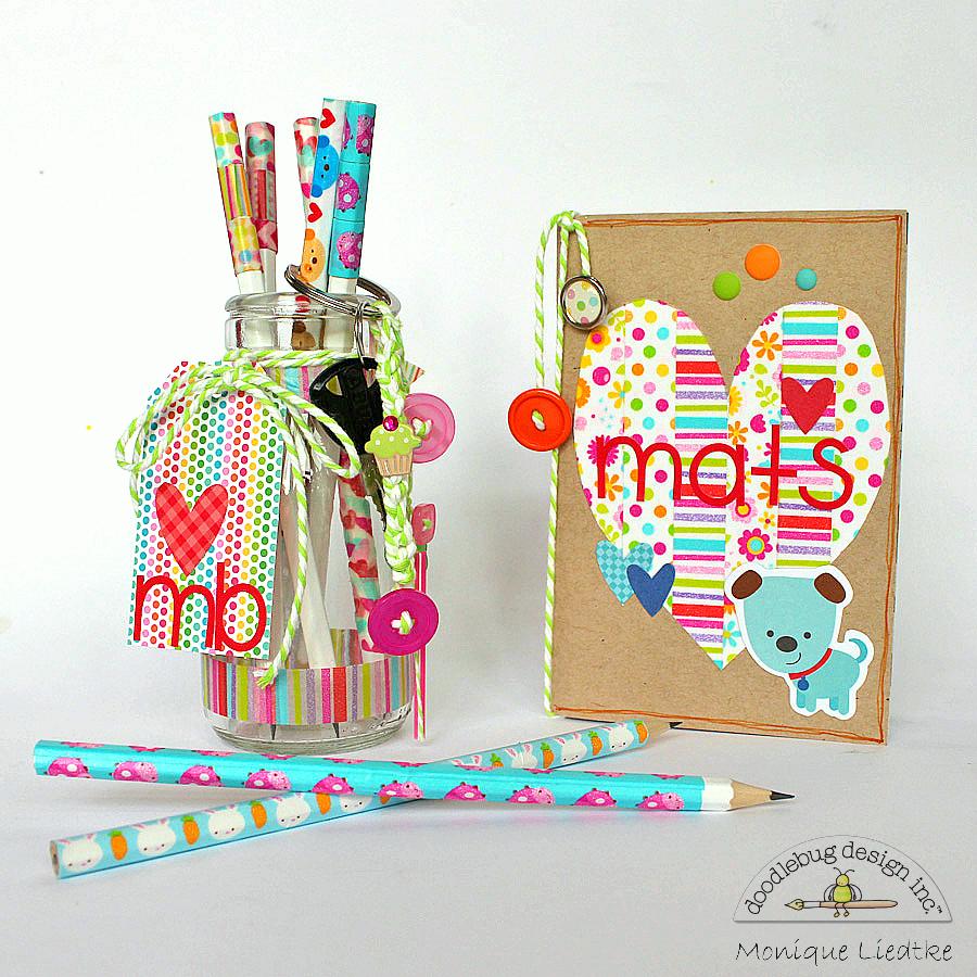 Doodlebug design inc blog kids craft challenge colorful for Craft items for children