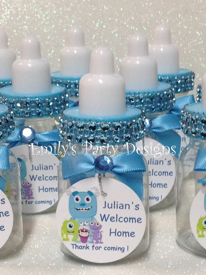 Emily S Party Designs Baby Shower Favors Recuerdos Para