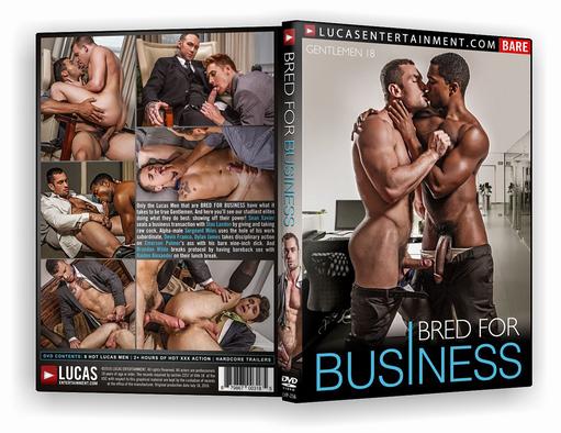 DVD – Gentlemen 18- Bred For Business XXX 2018 – ISO