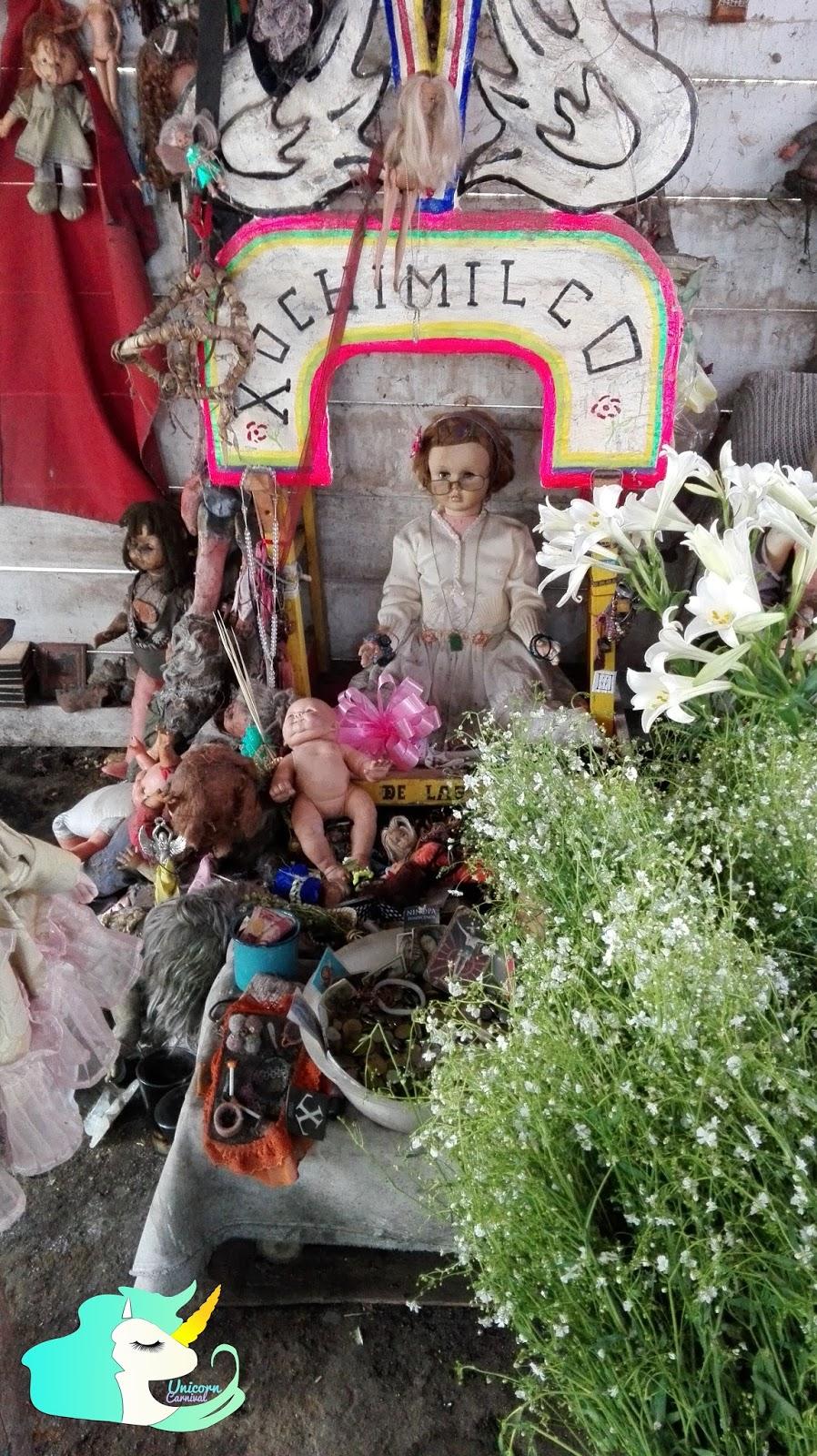 Unicorn Carnival~: Xolotl: La Isla De Las Muñecas / Dolls