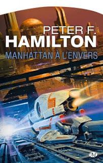 Manhattan à l'envers de Peter F. Hamilton
