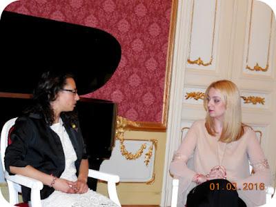 dialog cu Veronika Tabakova