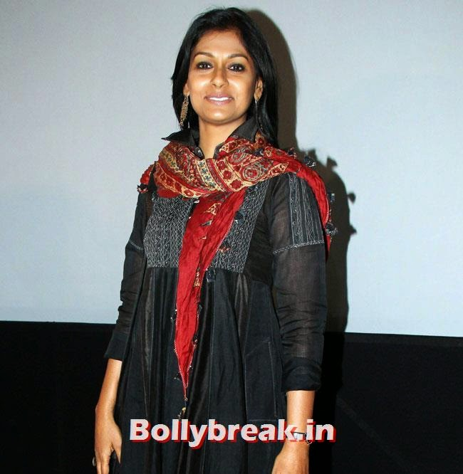 Nandita Das, Pallavi Sharda, Masumeh Makhija at WIFT National Women Achievers Awards 2014