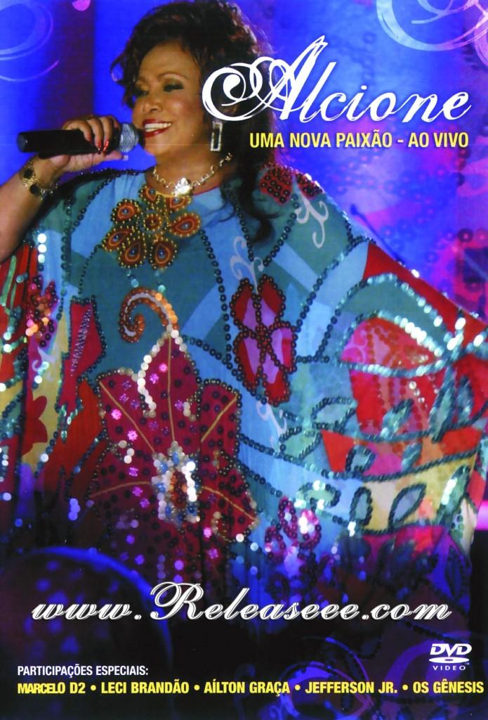DVD Alcione – Uma Nova Paixão Ao Vivo (2006)
