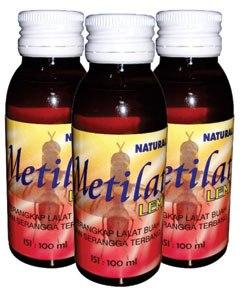 Natural Metilat Lem perangkap lalat buah