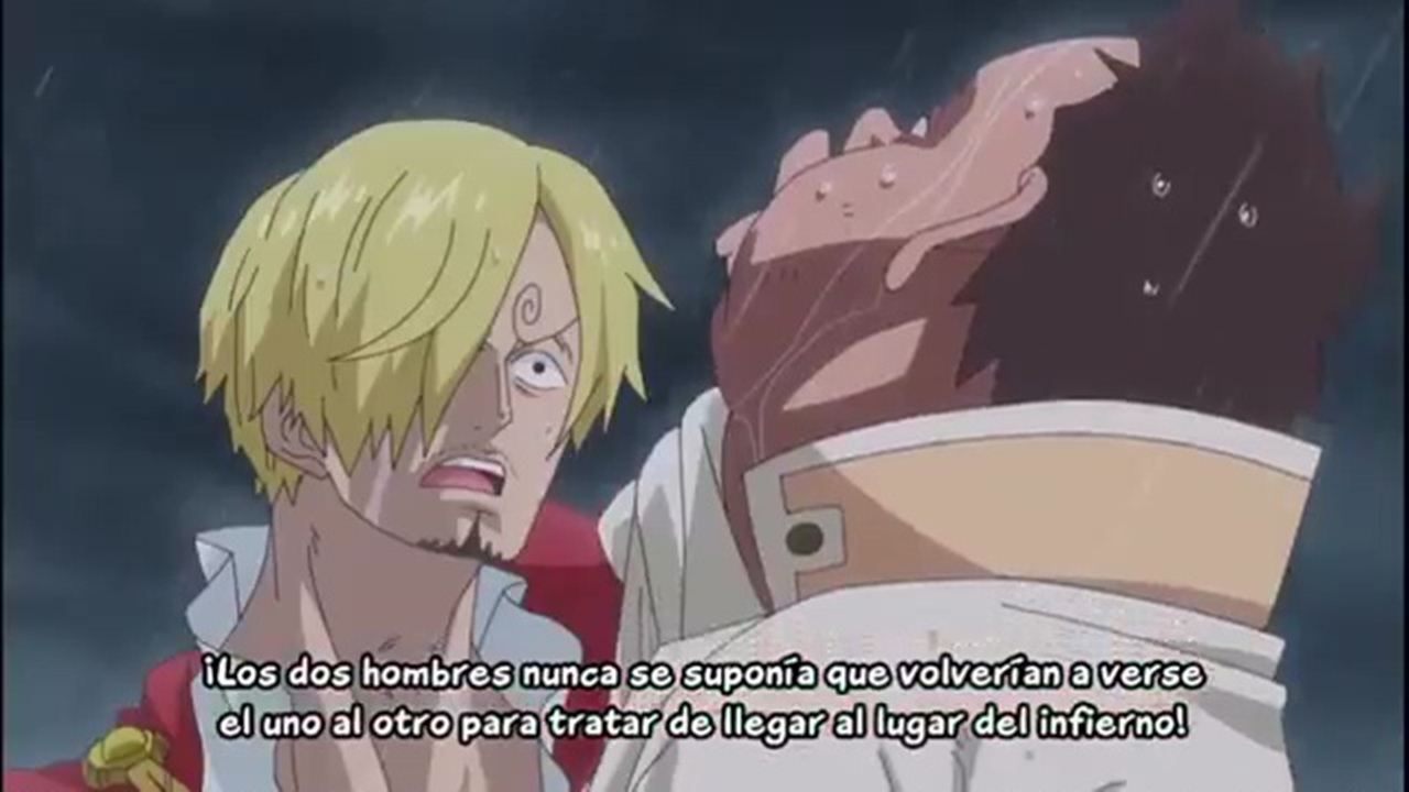 One Piece Capítulo 824