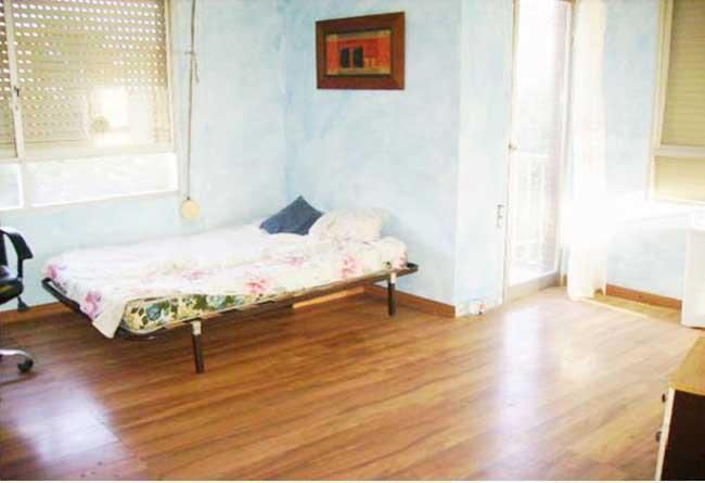 piso en venta plaza santa isabel almazora dormitorio
