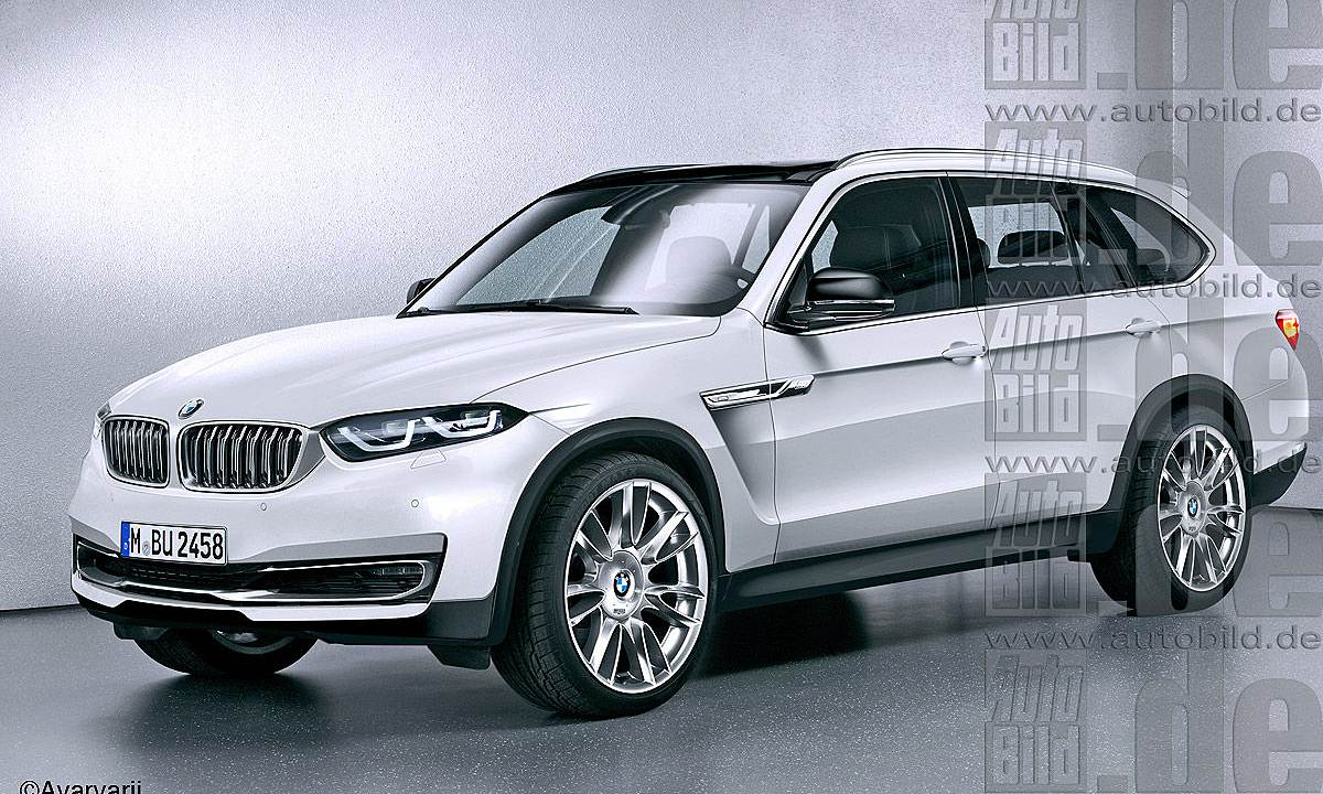 2017 Bmw X7 Price Auto Bmw Review