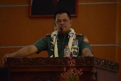 Sampaikan Ini di Depan Prajurit TNI dan PNS, Jenderal Gatot Kembali Tunjukkan Keberpihakannya kepada Islam