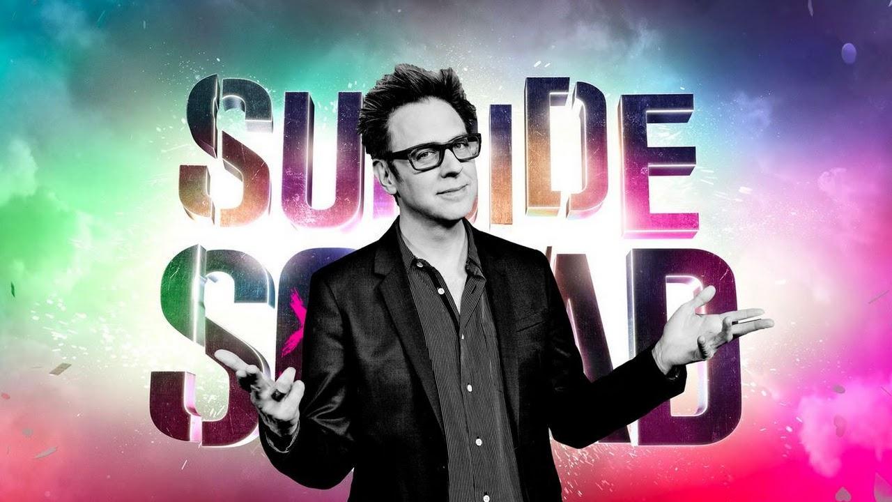 James Gunn diz que Esquadrão Suicida tem os maiores sets de todos os filmes que já trabalhou